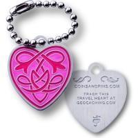 Travel Heart tag